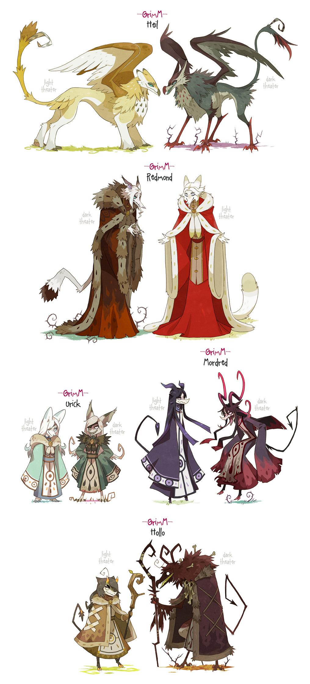 Grimm Stuff