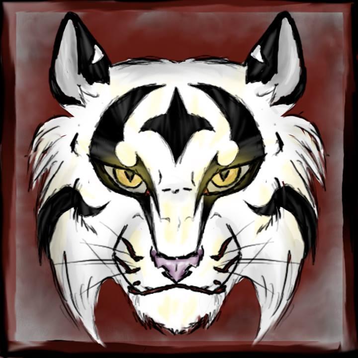 Helena the tigress