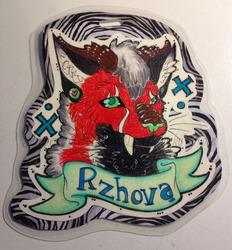 Commission: Rzhova Badge
