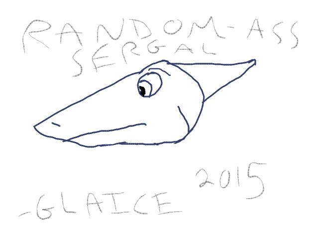 Sergal Doodle