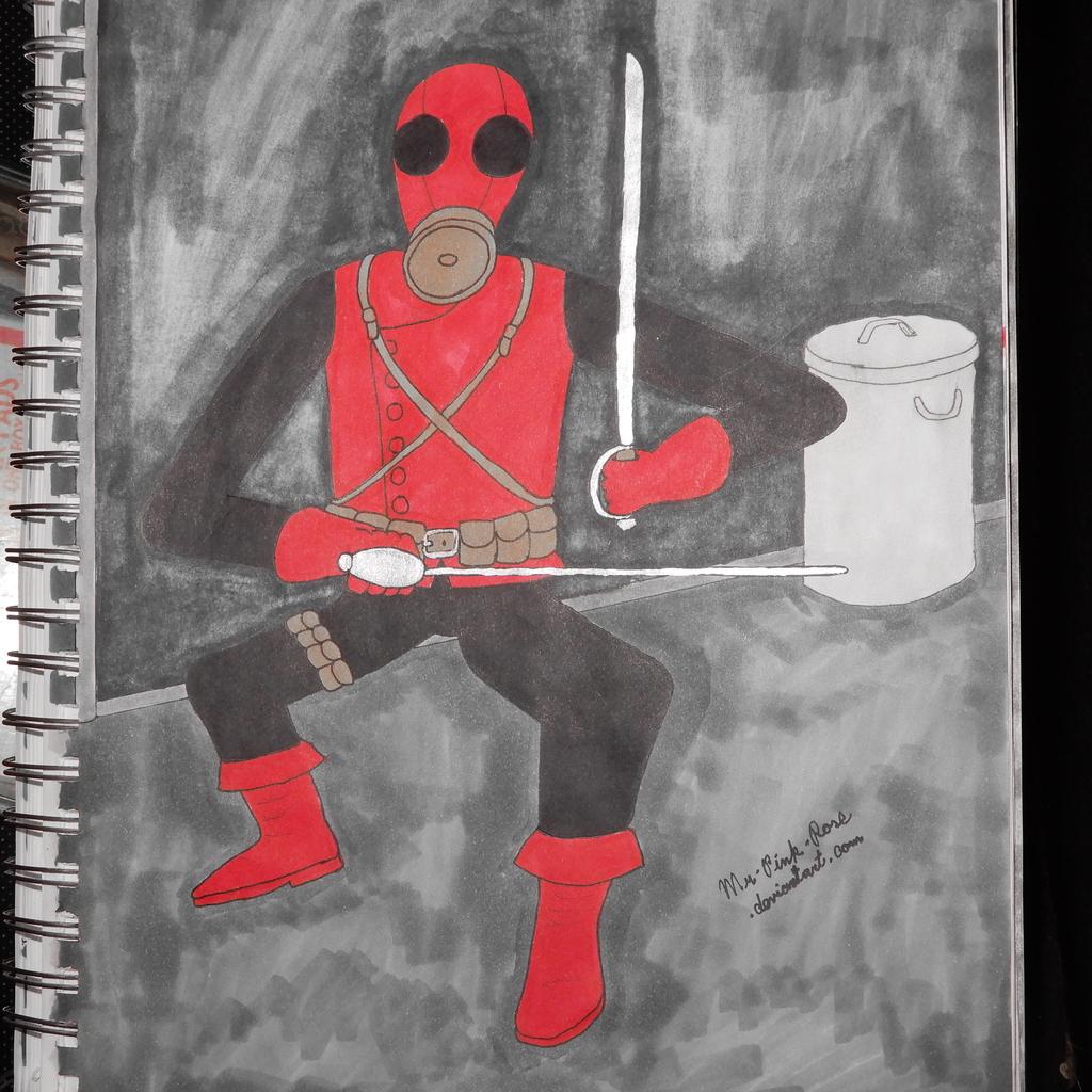 Golden Age Deadpool