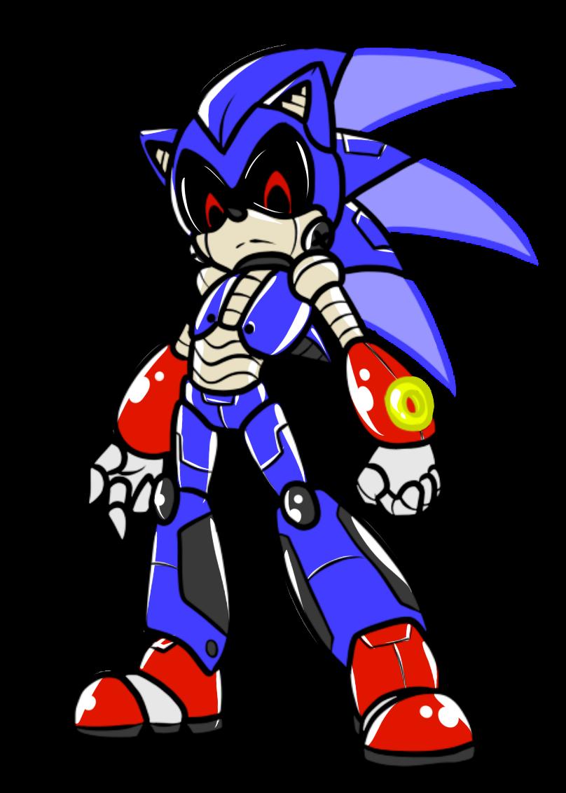 Lent Day 1 Sonic Weasyl