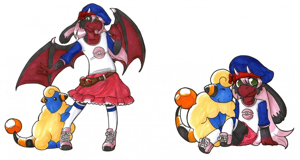 Most recent image: Mareep that's right