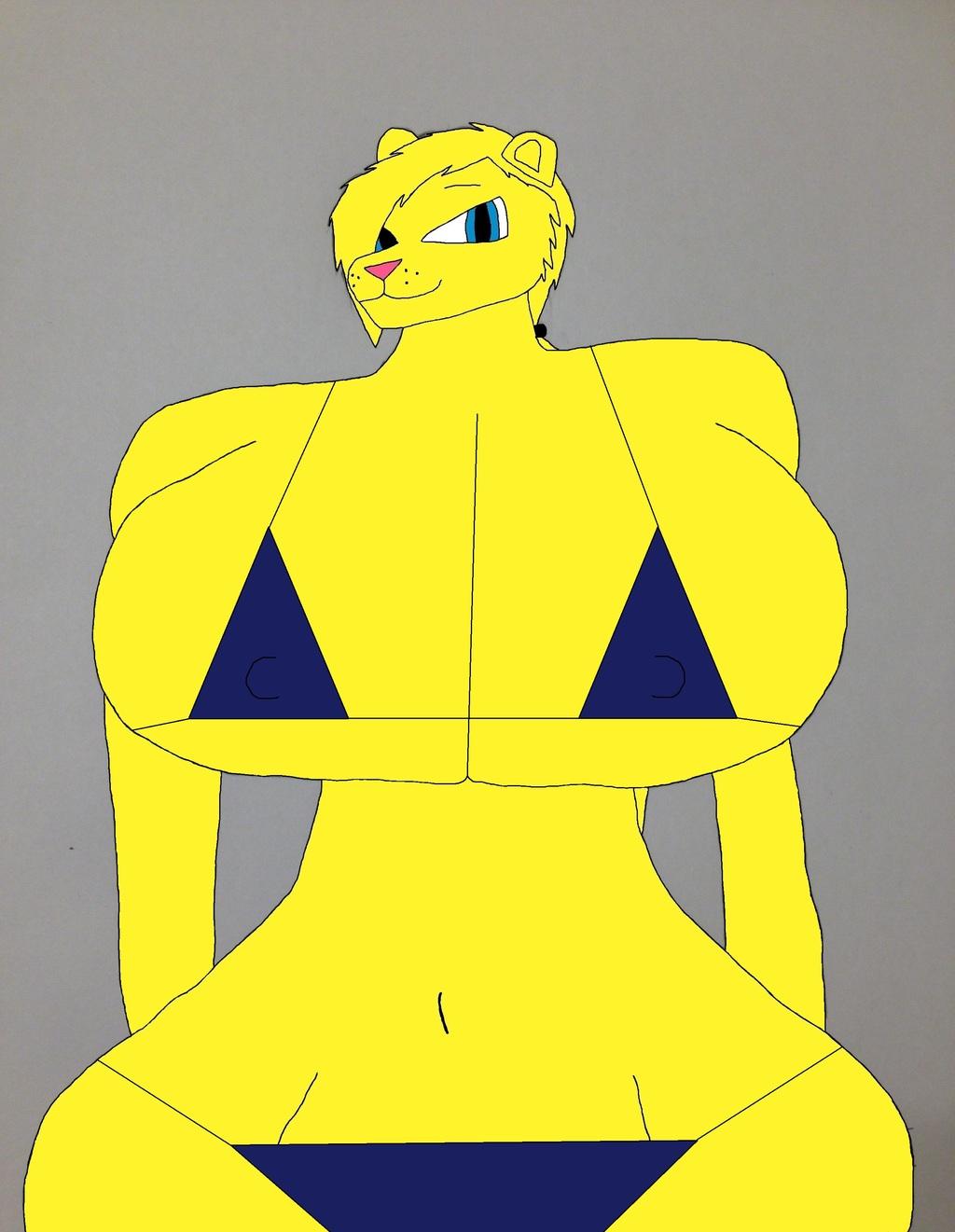 Bikini Kristy!