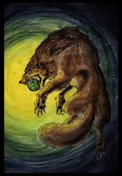 The Dread Wolf