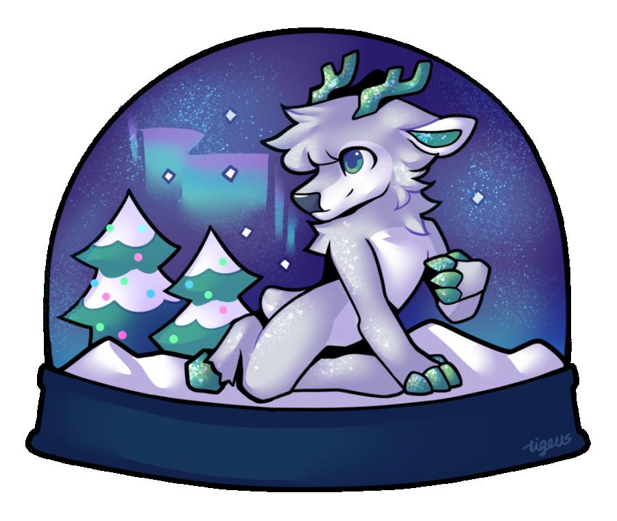 Most recent image: [P] Tinsel Snowglobe