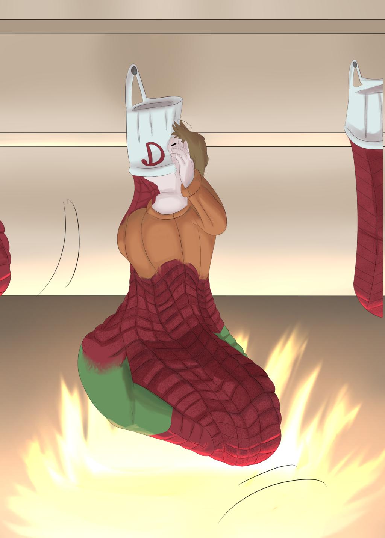 12 days of inanimate - Stocking
