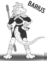 Barius by Lysozyme