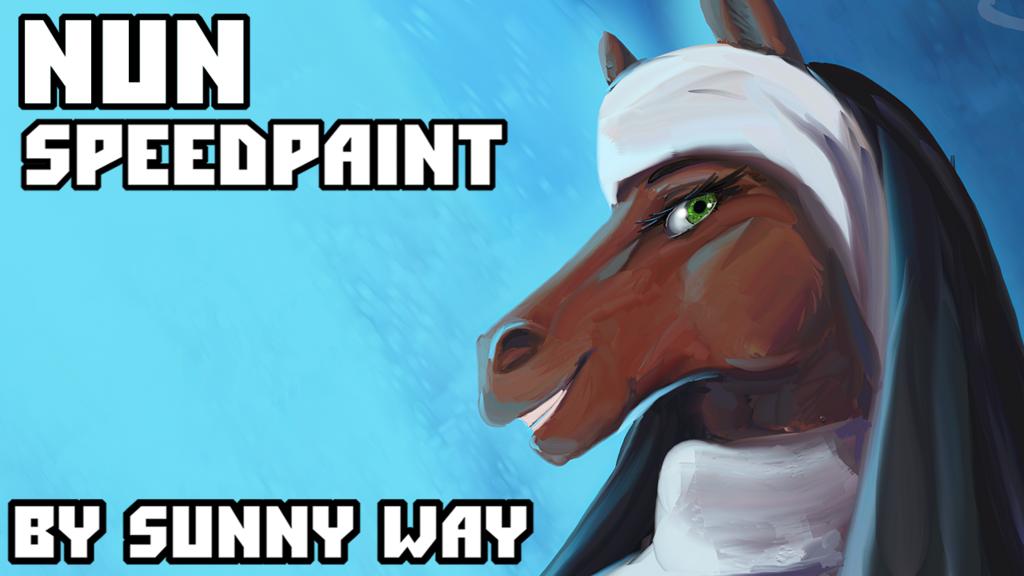 Nun - Speedpaint