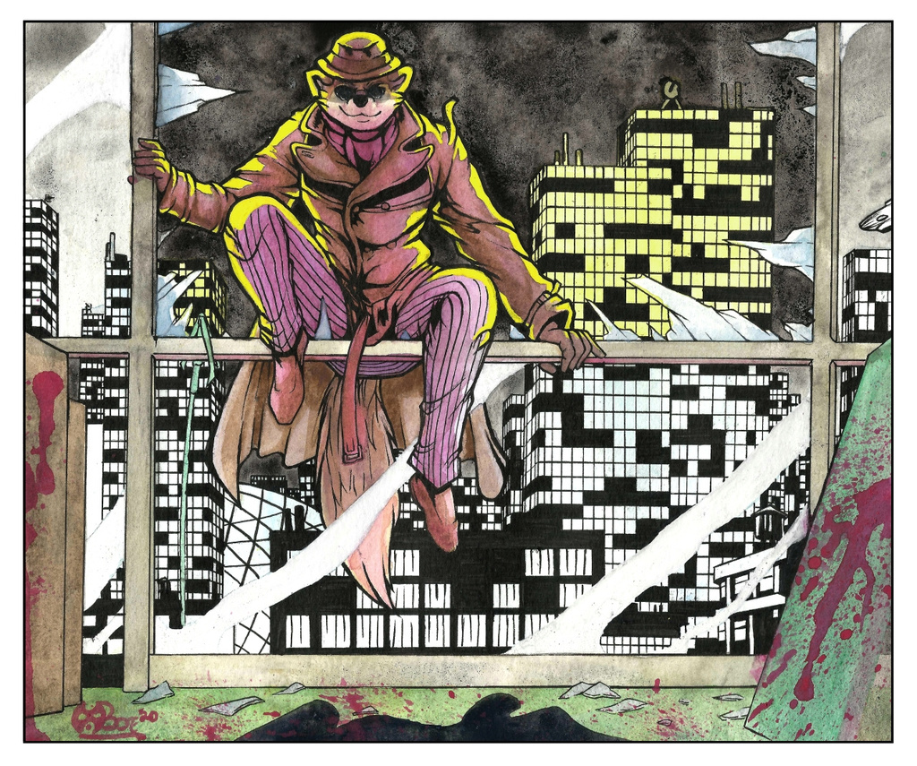 Most recent image: Watchmen SF