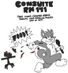 Mephit Fur Meet 2013: Consuite