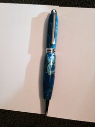 Ocean Pen for my Aunt 3