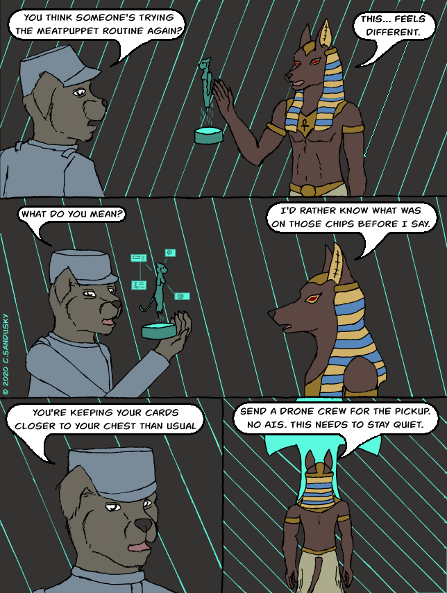 Not What I Was - Page 27