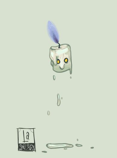 Little Ghost Lights