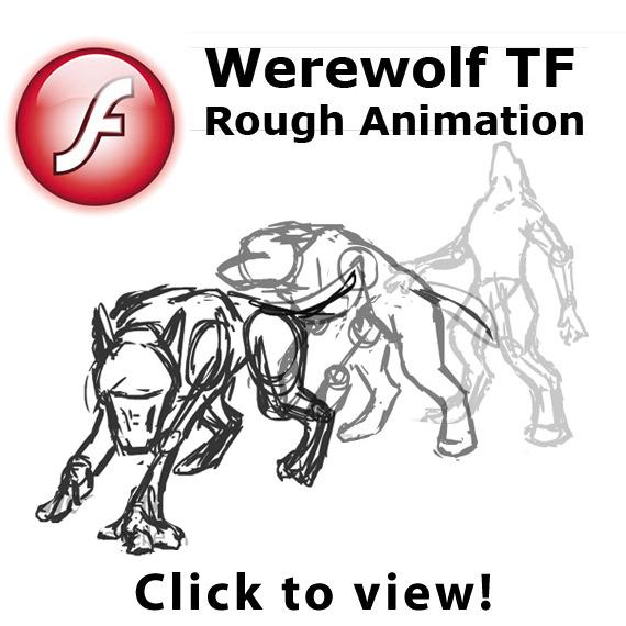 Werewolf Anime Transformation Werewolf Transformation 2009