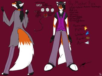 Sly Mr Fox Ref