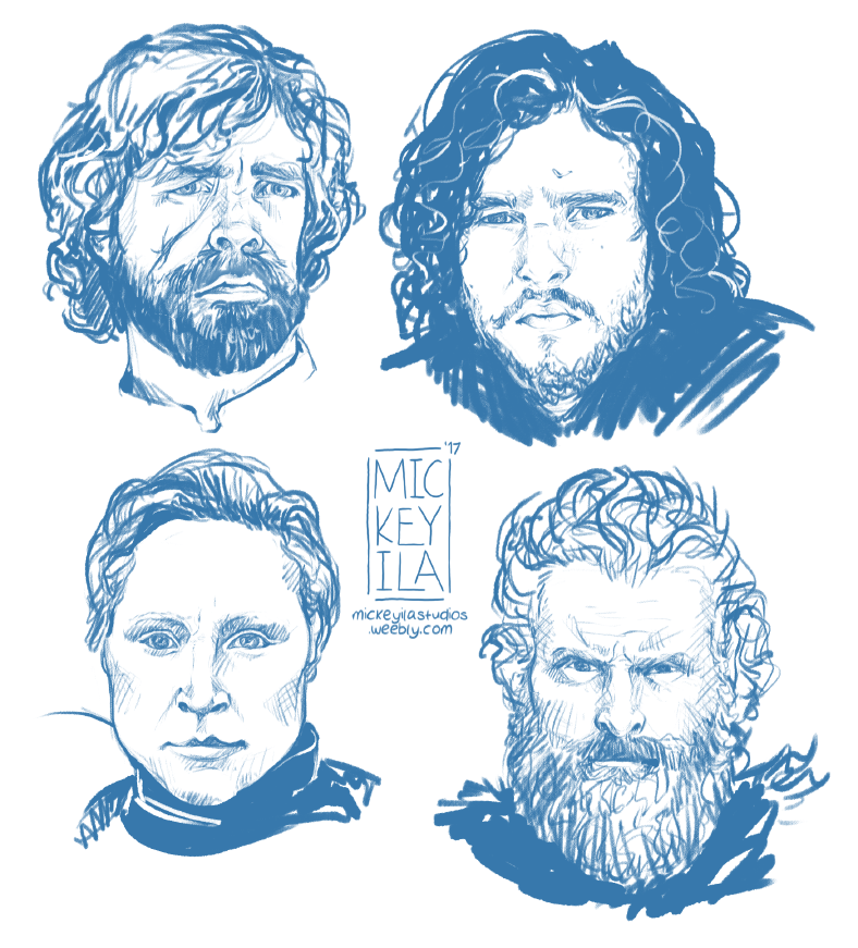 Game of Thrones Warmup