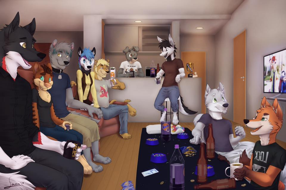 Roomparty at BFF16