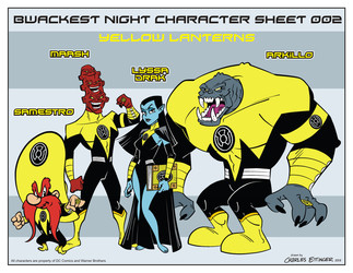 Looney Lanterns the web comic character sheet 002