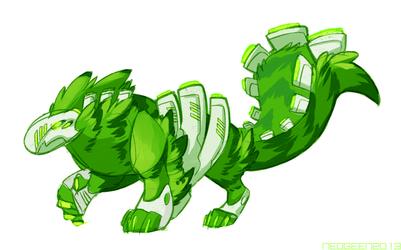 Neo - Tigerbeast
