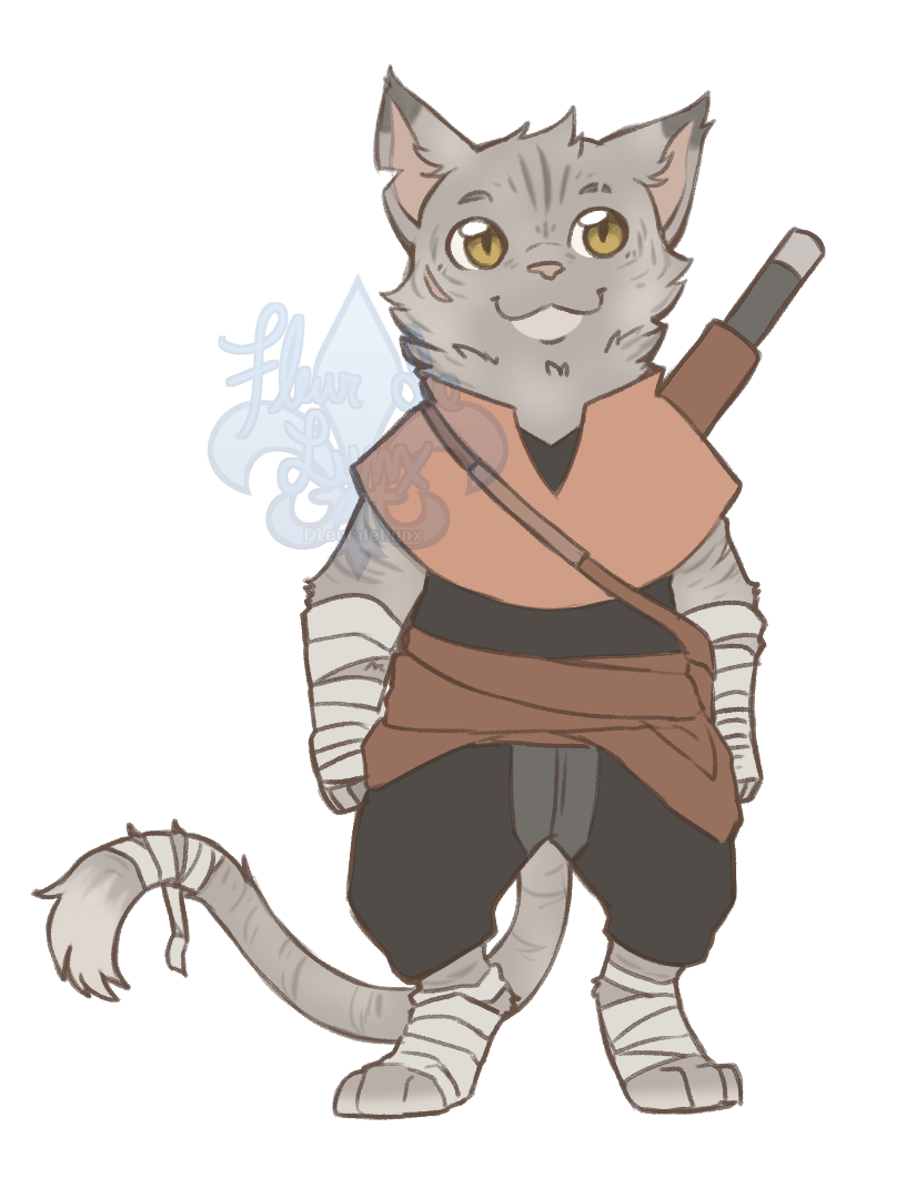 Little Locket The Lucky Weasyl Tabaxi d&d are the well known races for most of the dnd players and simultaneously most of the the tabaxi will stay in a one place rarely for a long time. little locket the lucky weasyl
