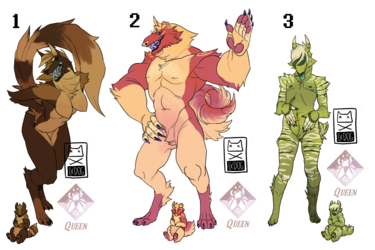 Exdog Collab Adopts [CLOSED]