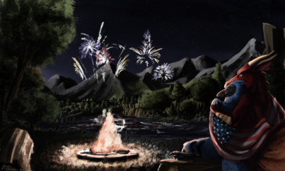 [Commission] Fourth of July