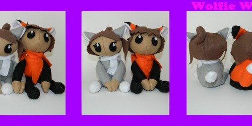 Custom Plush: EXAMPLE