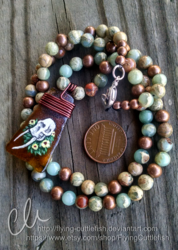 Peaceful Beauty Necklace