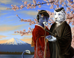 Romancing Japan