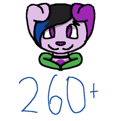 Thanks For 160+ Followers on Pixilart!!!