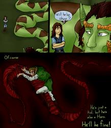 Continuing Labyrinthe--Hero's Guardian
