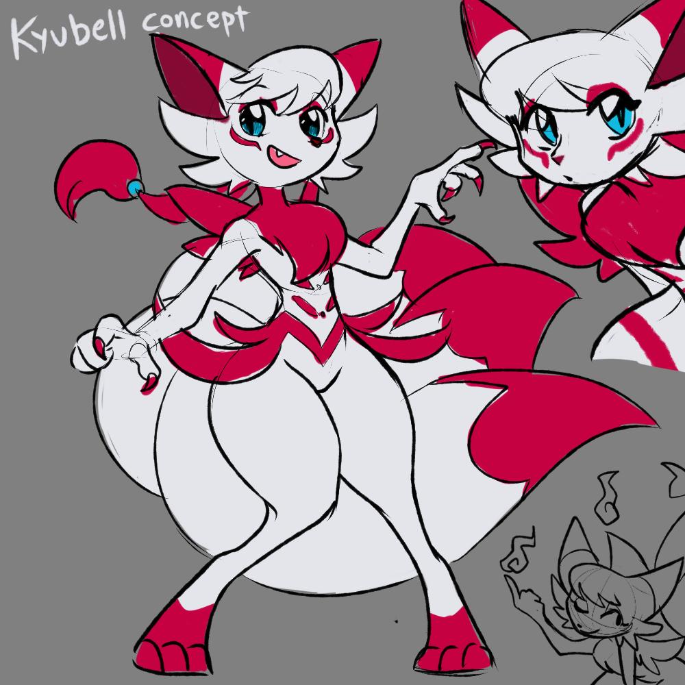 Kyubell Concepts p1