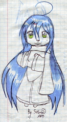 My old anime version