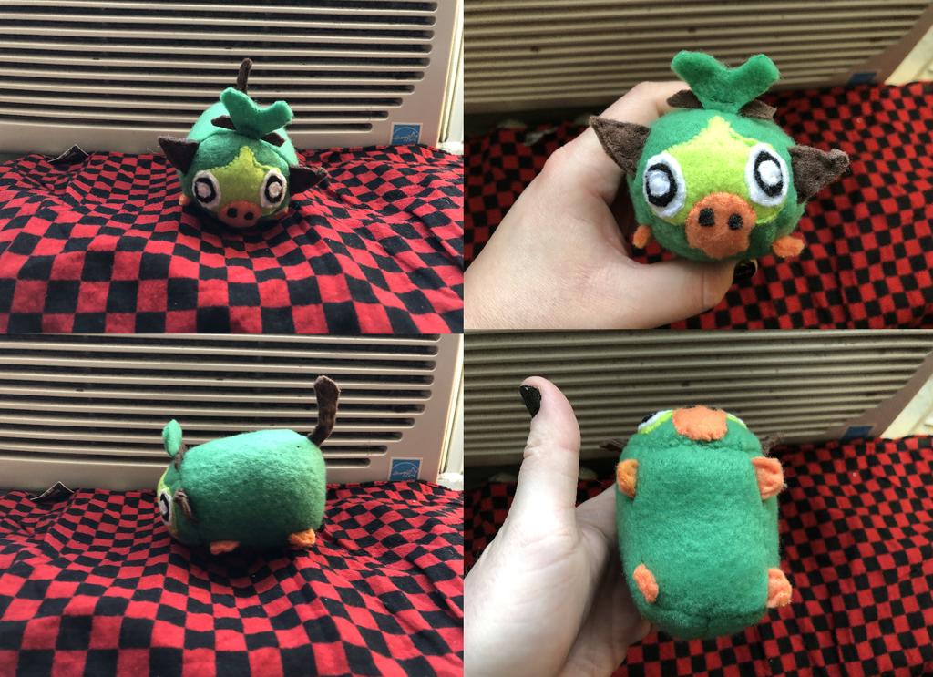 Pokemon Grookey Tsum For Sale