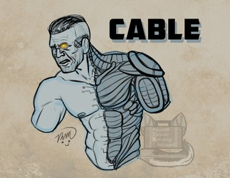 Cable [Fanart]