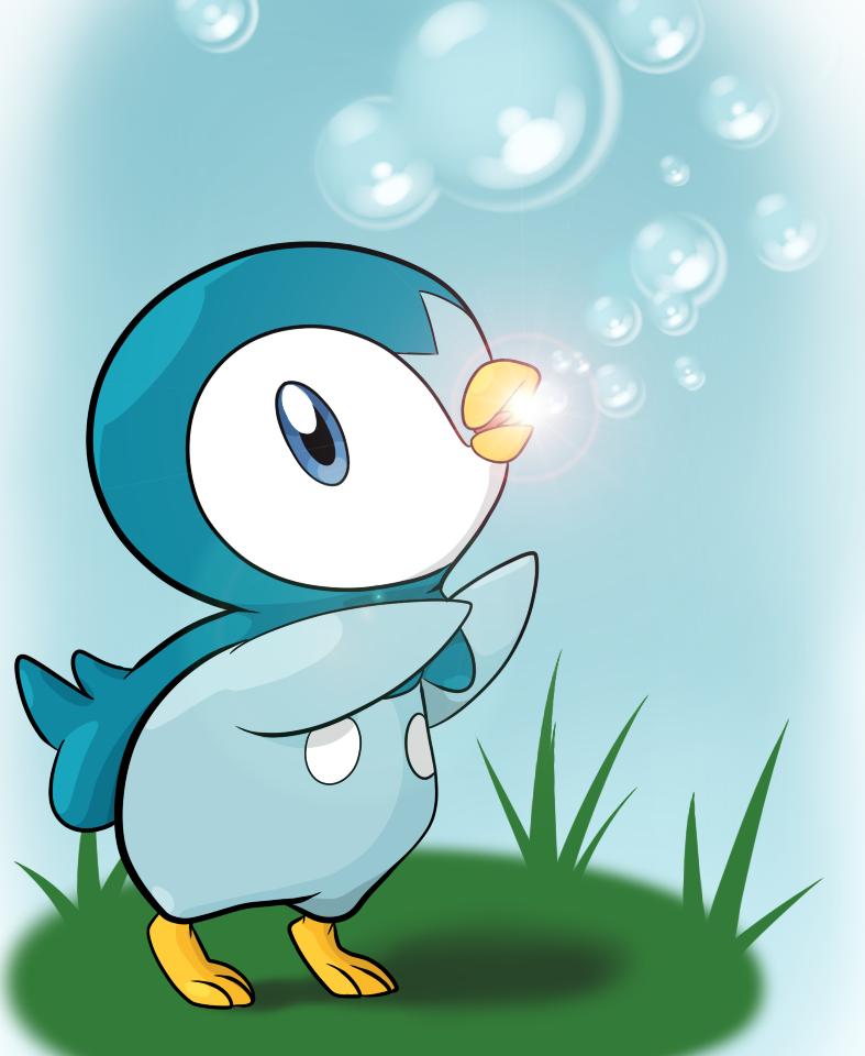 30 D.P.C.: Favorite Starter Pokemon