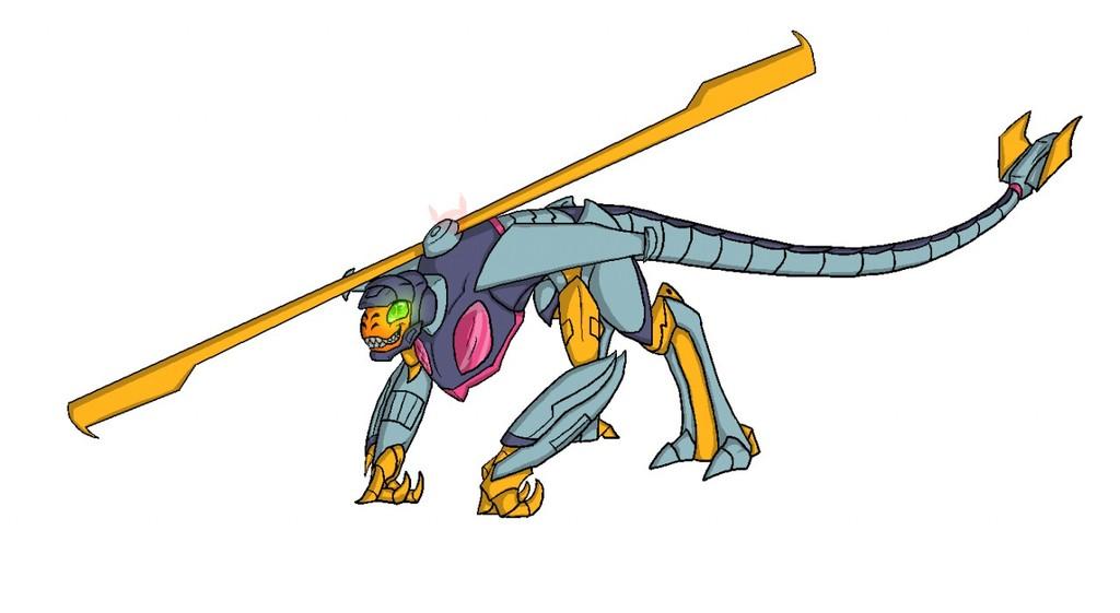 If I designed Armada!Cyclonus