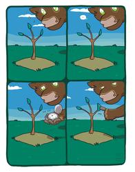 Harvest #24: Waiting [comic]