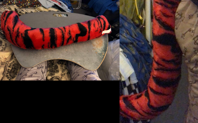 Red Tiger Tail For Sale