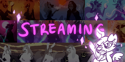 Streaming Your Icons!