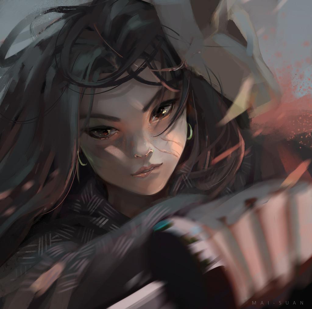 Sphynx Samurai