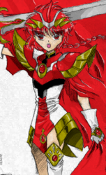 Magic Knight Rayearth: Hikaru -color-