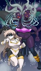 Commission: Felicia vs Ruby