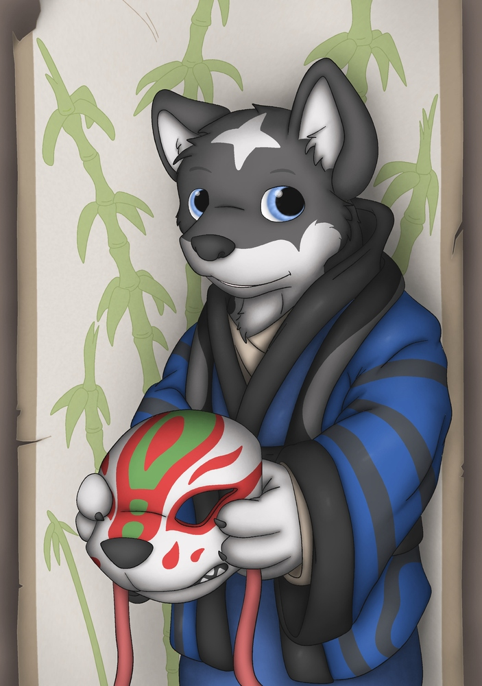 Most recent image: Kabuki