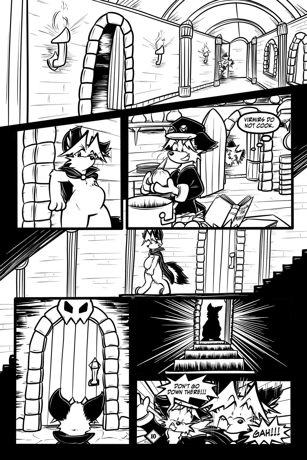 The Large Legend of Melbucon, page 10