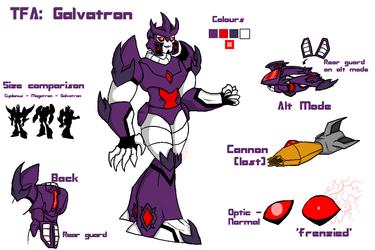 TFA: Galvatron