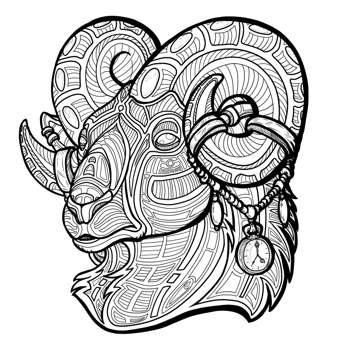 Ramhead Outline
