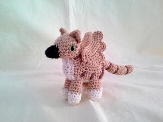 Tabby Cat Pigmy Gryphon