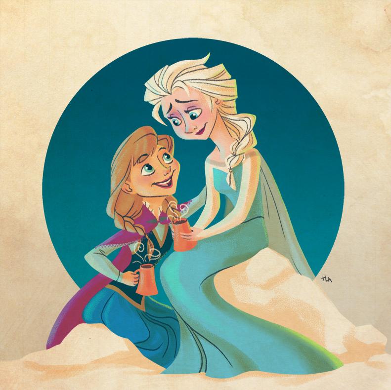 Featured image: Frozen: Sister Bonding